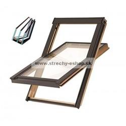 RoofLITE+ strešné okno TRIO PINE