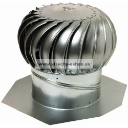 Ventilačná turbína LOMANCO GT 12 komplet pozinkovaná