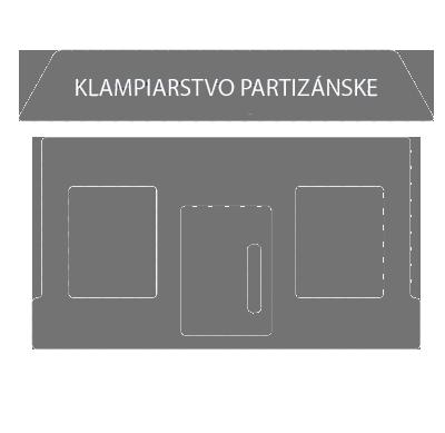 Predajňa Klampiarstvo Partizánske