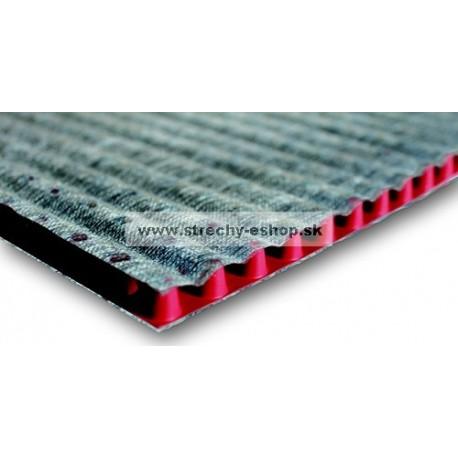 Separačná a drenážna rohož MD10 šírka 1m