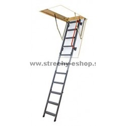 FAKRO Podkrovné schody s kovovým rebríkom LMK Komfort