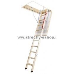 FAKRO Podkrovné schody s dreveným rebríkom LTK Energy