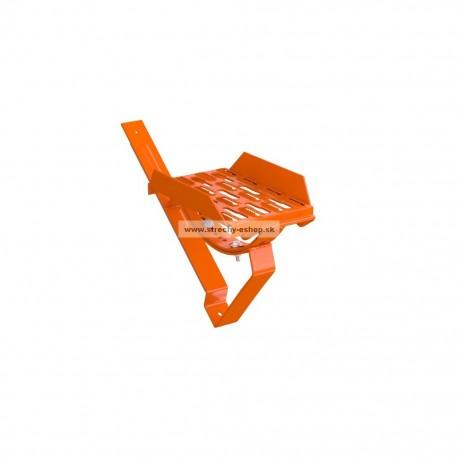 Kominársky stupeň STEP METAL 350 - SET 2ks