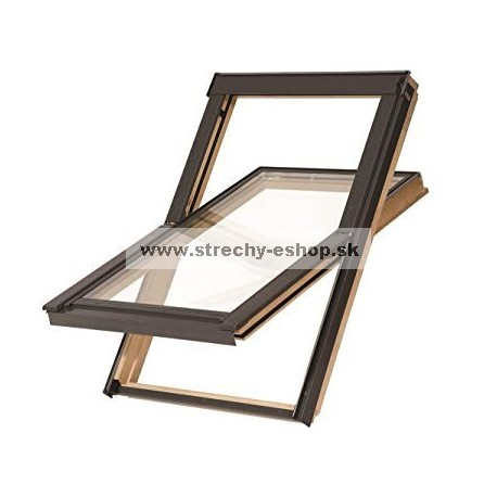 RoofLITE+ strešné okno SOLID PINE