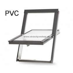 RoofLITE+ strešné okno SOLID PVC