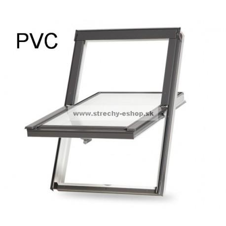RoofLITE strešné okno SOLID PVC