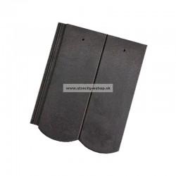 Bramac Reviva Protector ebenové čierna