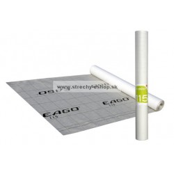 Vysokodifúzna kontaktná fólia EAGO 115 g/m2, bal. 75 m2