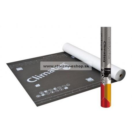 Vysokodifúzna kontaktná fólia Climateq PRO 165 g/m2