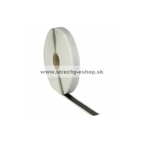 BUTYL obojstranne lepiaca butylkaučuková páska 20 mm x 60 m