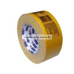 Obojstranne lepiaca páska s textilnou výstuhou 50 mm x 25 m