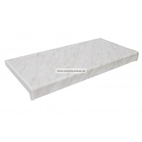Vnútorné parapety PVC Rehau mramor